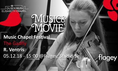 Music Chapel Festival: Music & Movies - The Gadfly
