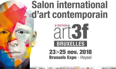 "Art3f: le salon d'art ""autrement"" à Brussels Expo"
