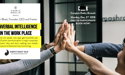 Nonverbal intelligence in the workplace - kick-off training workshop