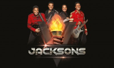 Jacksons - Live in Brussels
