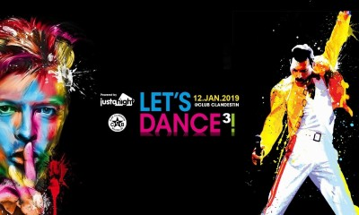 LET'S DANCE - International Party | Club Clandestin x JustANight
