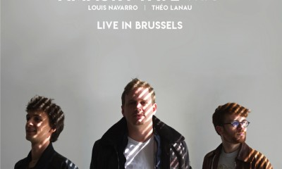 "Amaury Faye Trio - CD release ""Live in Brussels"""