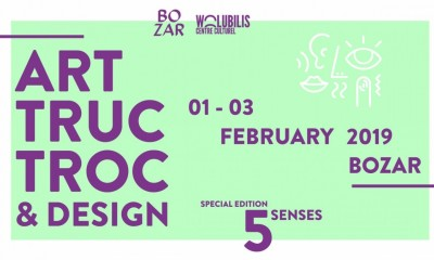 ART TRUC TROC & DESIGN 2019 - Special Edition