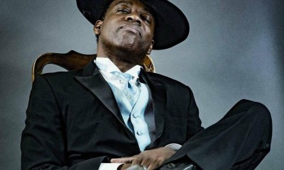 Carvin Jones (USA) blues
