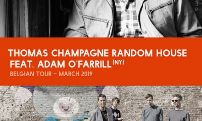 Thomas Champagne Random House feat. Adam O'Farrill