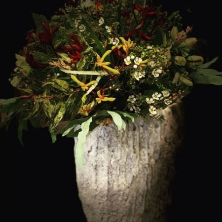 Country bouquets, with a touch of electro !