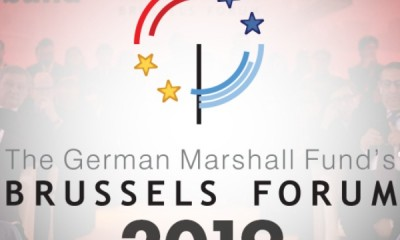 GMF 2019 - German Marshall Fund's Brussels Forum