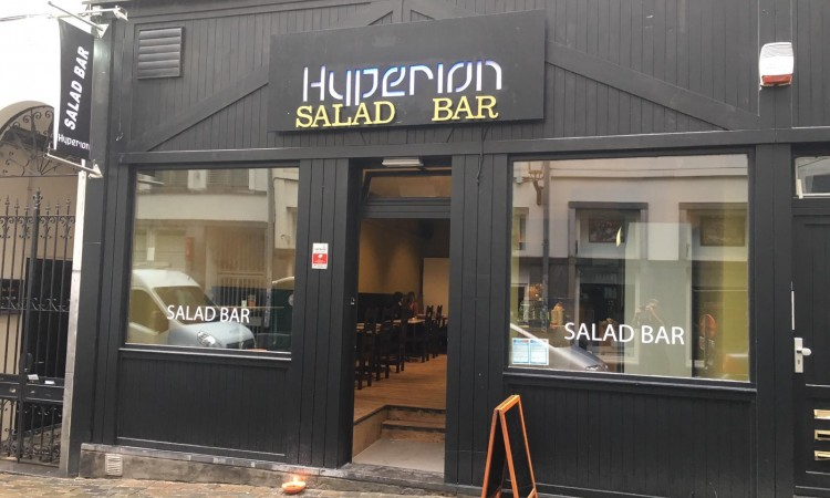 Hyperion Salad Bar