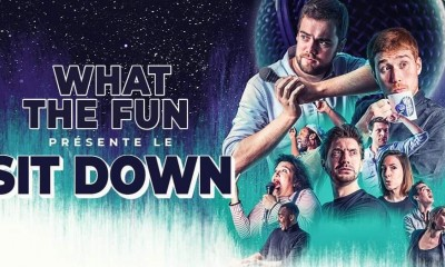 What The Fun Sit Down #04 - Dave Parcoeur