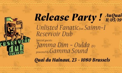 Reservoir Dub release party