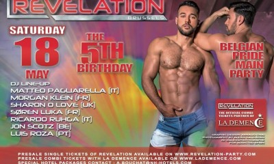 REVELATION XXL EDITION • The 5th Birthday !