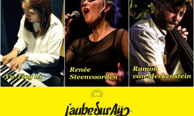 Live jazz & Champagne with Renée Steenvoorden Trio