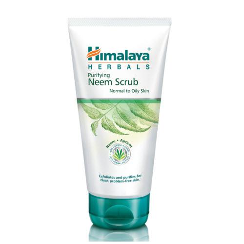 HIMALAYA喜馬拉雅苦楝淨化磨砂膏