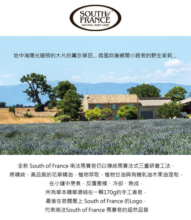 South of France 南法馬賽皂