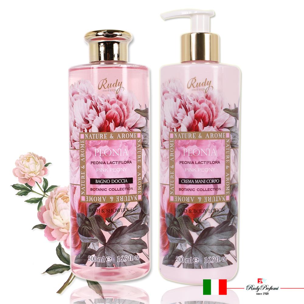 義大利RUDY PROFUMI米蘭香氛沐浴露 / 米蘭香氛乳液
