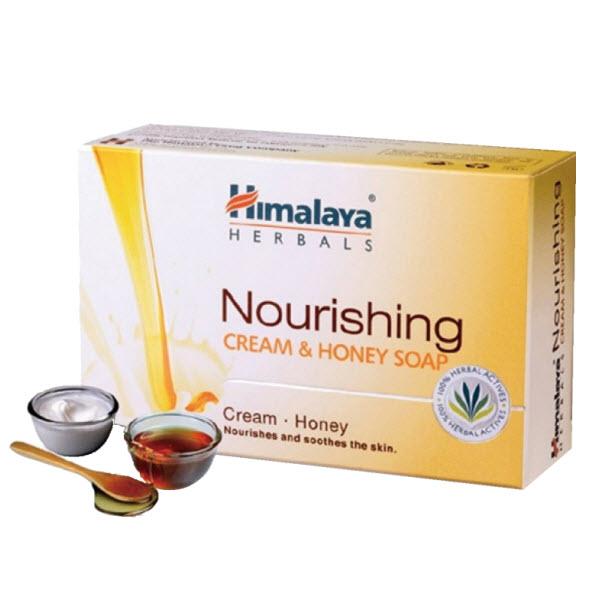 Himalaya乳霜蜂蜜潤膚皂
