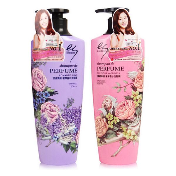 elastine 香水洗髮精