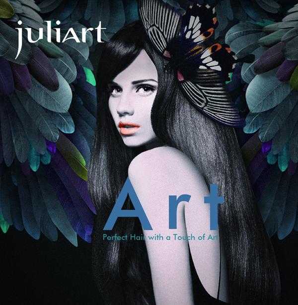 JuliArt 玫瑰魔法精靈