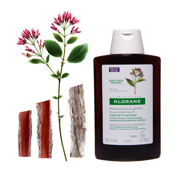 法國蔻蘿蘭植物養髮洗髮精