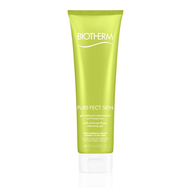 biotherm 淨膚零油光無瑕肌潔顏膠