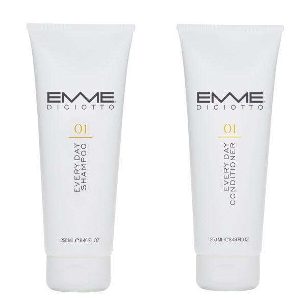 EMME01號洗髮精/護髮素