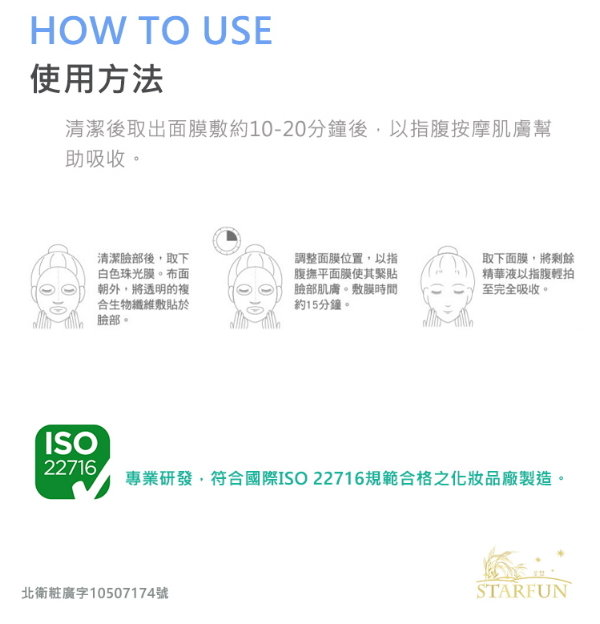 PHAIRIENCE,煥膚緊緻全效修護生物纖維面膜,Mask Complete,面膜,生物纖維面膜,保濕,修護,試用,體驗