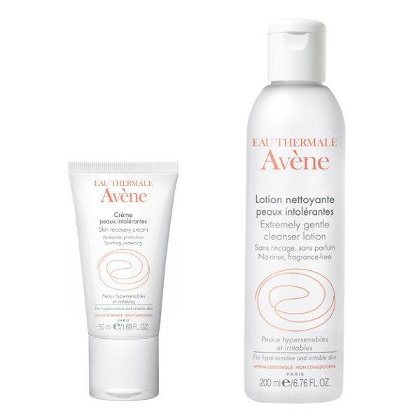 雅漾,Avene,舒敏卸妝潔顏凝露,舒敏修護保濕精華乳,卸妝,潔顏,保養,保濕,舒敏,敏感肌,敏弱肌,試用,體驗