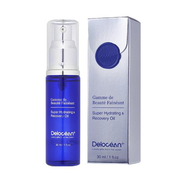 Delocean+,海洋萃進階,海洋全效精萃,美膚輕油,懶人保養,油保養,修護,保濕,冬季保濕,試用,體驗