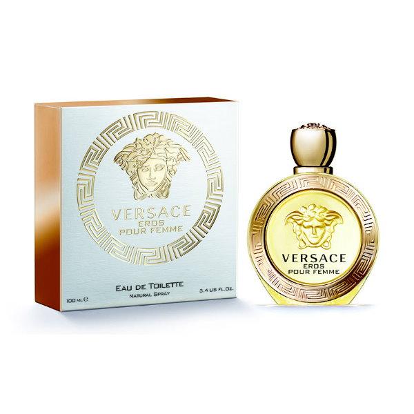 VERSACE,艾諾斯,愛神女性淡香水,香氛,淡香水,香水,試用,體驗