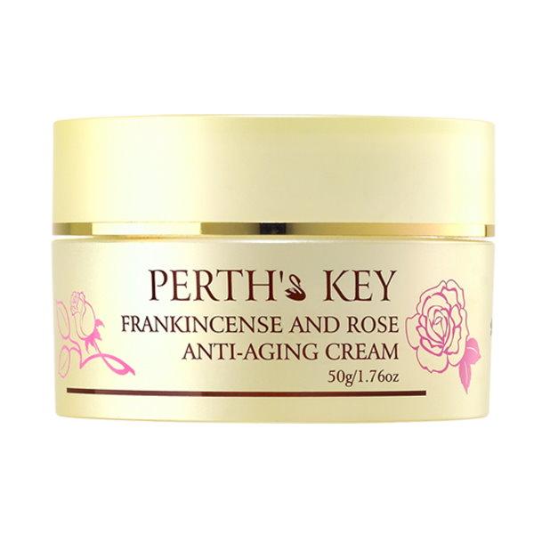 PERTH'S KEY,乳香玫瑰時空霜,乳霜,乳液,抗老,試用,體驗