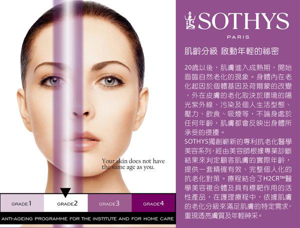 SOTHYS,微整緊膚修復精華,法國蘇緹,拉提,緊緻肌膚,抗老,試用,體驗