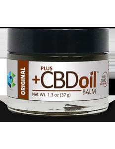 CBD Oil Balm