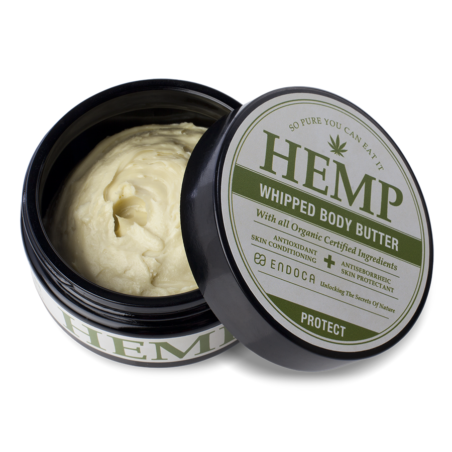 Hemp Whipped Body Butter (1500mg CBD)