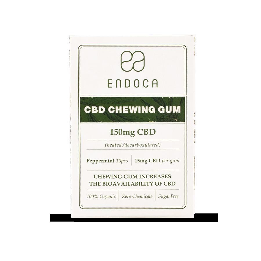CBD Chewing Gum 150mg