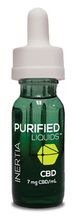 Purified Liquids Inertia 7 mg, 15ml
