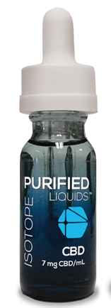 Purified Liquids Isotope 7mg 15ml