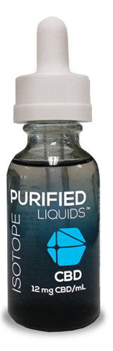 Purified Liquids Isotope 12mg 30ml