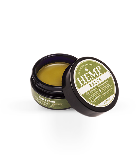 Hemp Salve (750mg CBD)