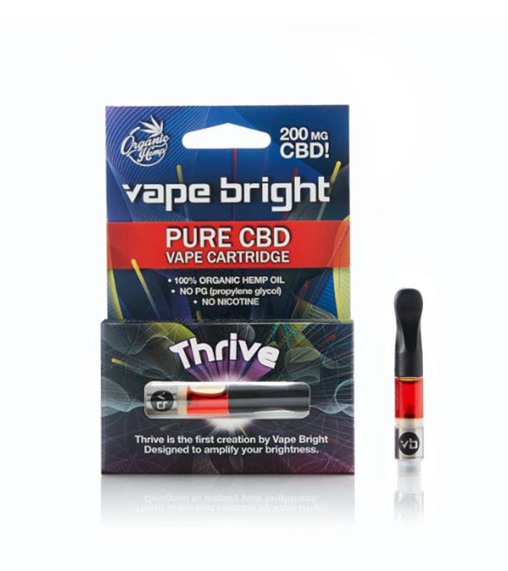 Thrive CBD Vape Cartrige 200mg