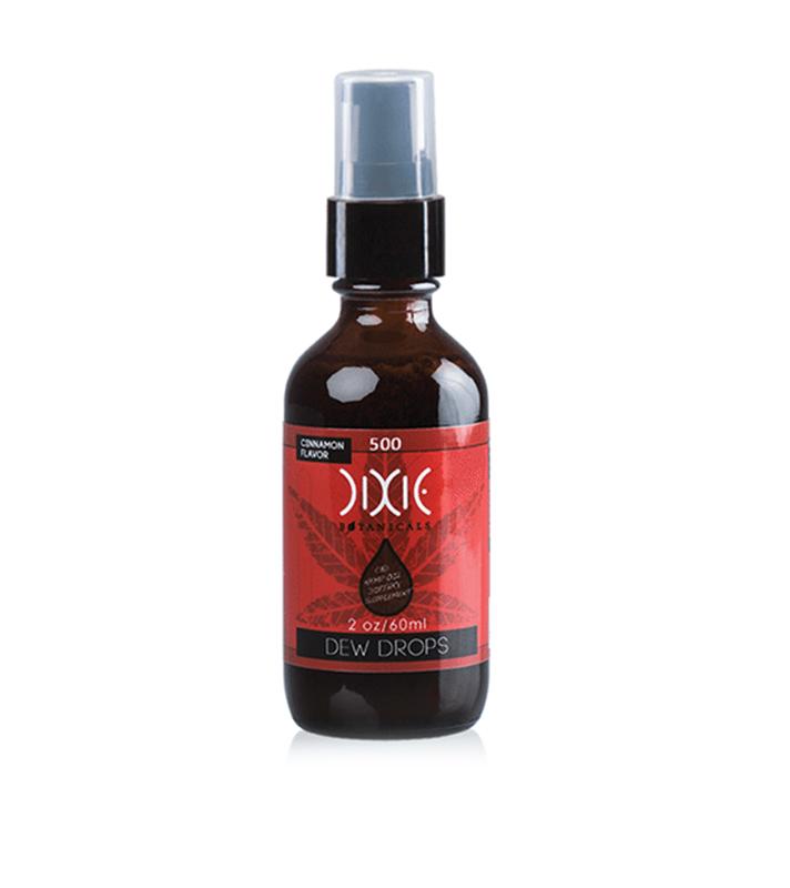 Cinnamon Dew Drops 500mg 2oz