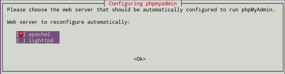 Install phpMyAdmin on Ubuntu 18.04
