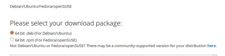 Download Google Chrome for Ubuntu Desktop 16.04