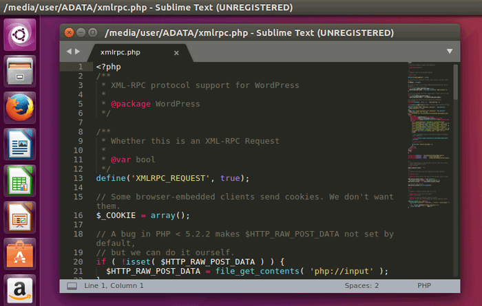 install sublime text 3 ubuntu