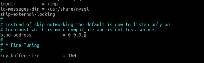 How to Allow MySQL Remote Access in Ubuntu Server 16.04
