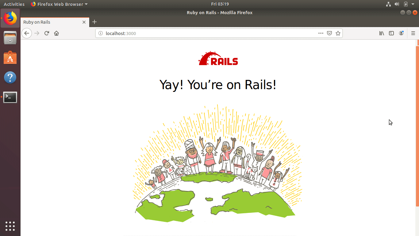 How to Install Ruby on Rails on Ubuntu Linux