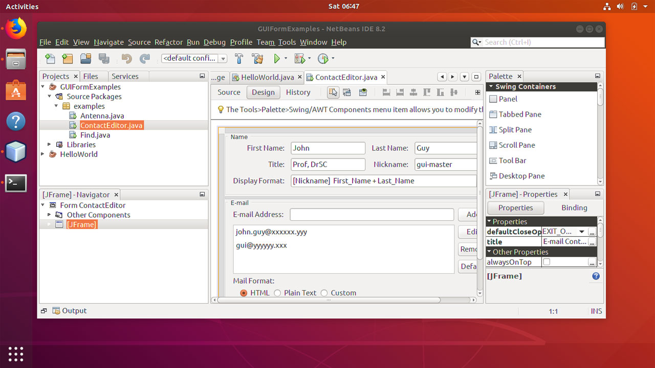 How to Install NetBeans in Ubuntu Desktop