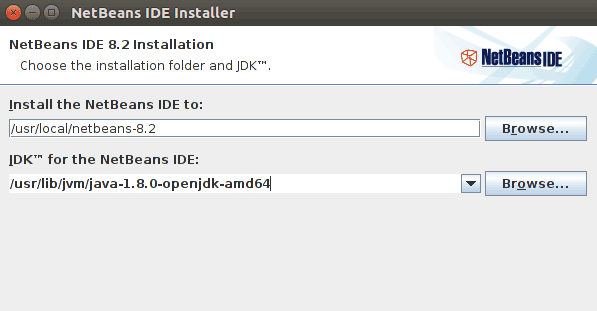 Manually Download and Install NetBeans for other Programming Languages