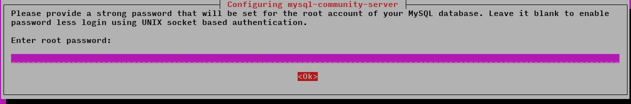 enable Unix socket based authentication