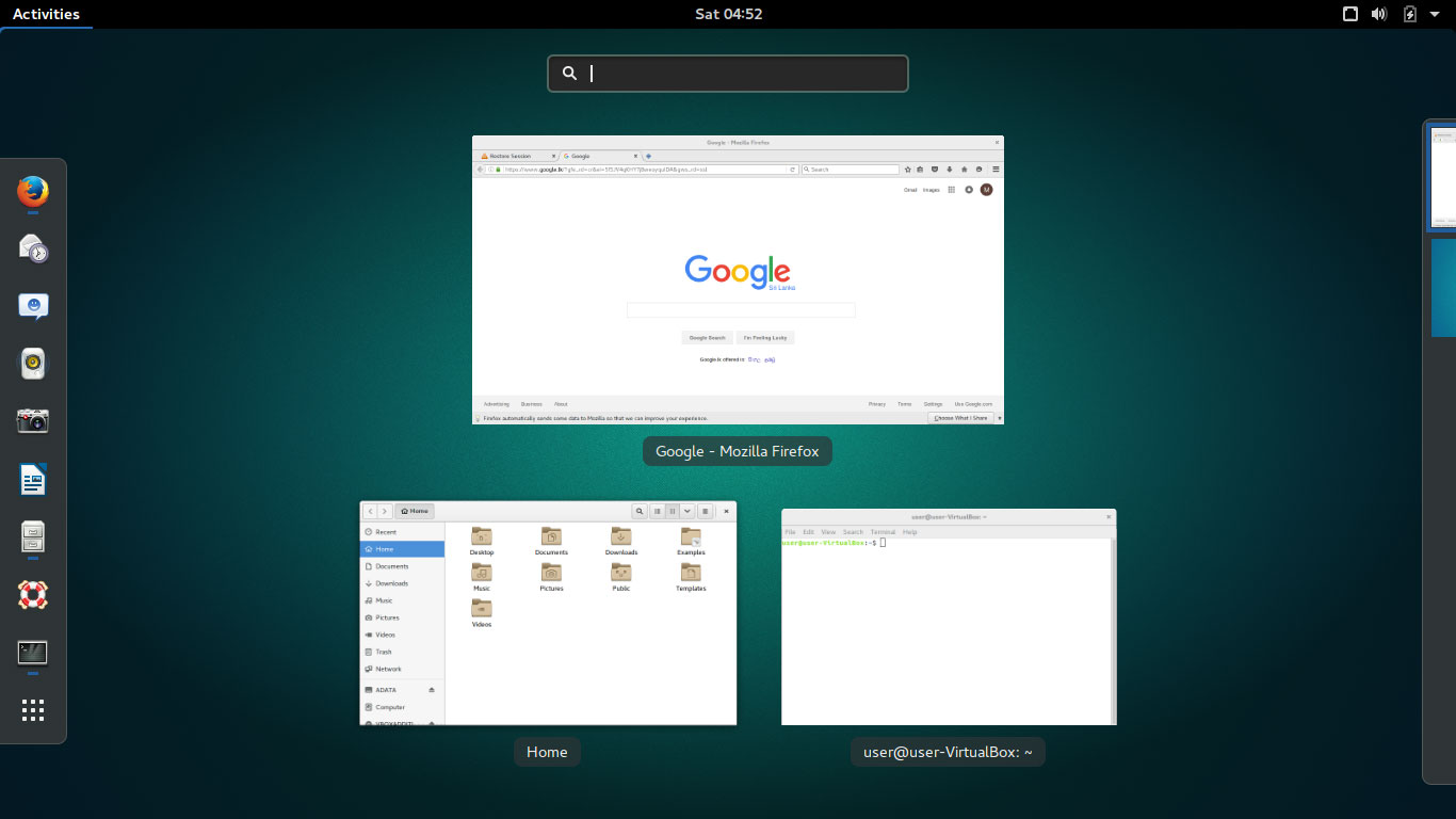 Install gnome 3 on Ubuntu Desktop 16.04