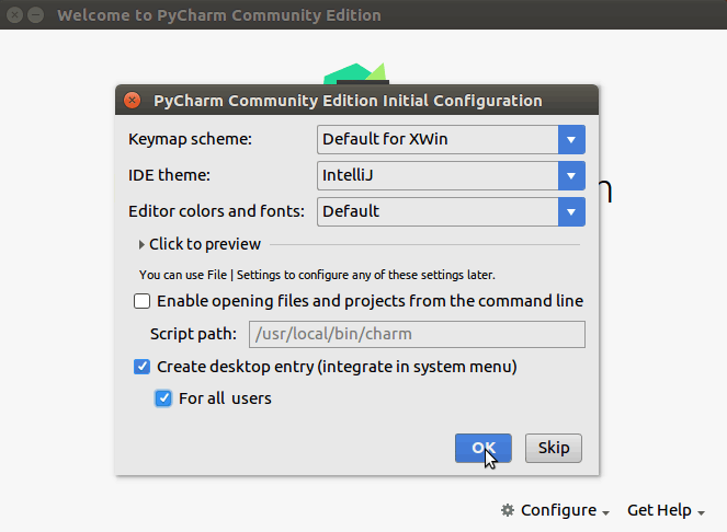 How to Install Pycharm on Ubuntu 16 04 - Python IDE for Ubuntu